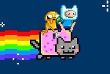AAAAADVENTURE TIME!! / WHAT TIME IS IT!?