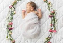 Baby Photo Ideas / Baby Photo Inspiration