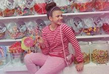 Más Candy Land! / Inspirado en las innumerables tiendas de caramelos de NYC, presentamos el grupo Brooklyn de la colección OI 2013.