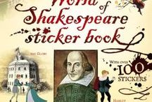 Shakespeare Week / 17-23rd March is National Shakespeare Week, which commemorates the 450th anniversary of Shakespeare's birth. What will you do to celebrate?