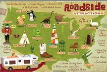 Road Side Attractions / by Scott Doss