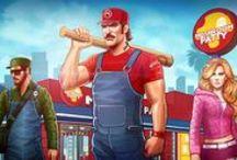 Video Games Art / Video Games : illustrations, fan art, fun stuff