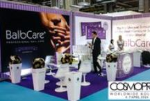 International cosmetic fairs / BalbCare on International cosmetic fairs