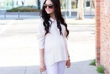 Stylish Baby Bumps / Maternity Style We Love