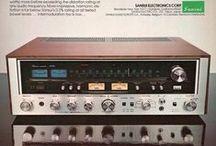 The Great Sansui / Sansui Electronics Vintage Ads