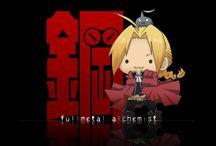 Fullmetal Alchemist / I looooooove this anime