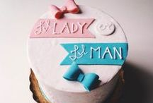 Gender Reveal Ideas / Planning a gender reveal? Here are some ideas we love <3