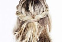 Beautify / Easy Beauty + Hair ideas