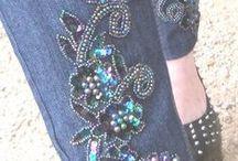 jeans - customizaçao