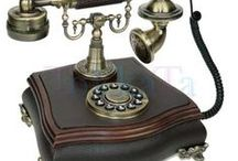 Ретро- телефон