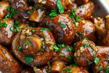 Low Fat Recipes - Mushrooms