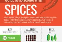 Low Fat Recipes - Spices