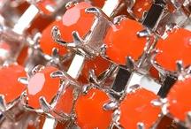 Colour of the Year 2012 - Tangerine Tango ~ Preciosa Coral / Pantone® Colour of the Year 2012 - Preciosa Coral