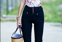 hot outfits / Just a pure mixture of playing dress up ! Simplicity
