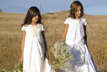 communion and special ocassion dresses / by Pequeña Fashionista