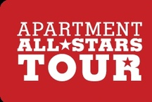 Apartment All Stars Events / Sharing photos from live events and we'd love to repin yours! Tag us in your comments so we can repin them here. / by Apartment All Stars