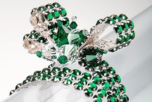 Colour of the year 2013 - Emerald / Pantone® Colour of the Year 2013 - Preciosa Emerald