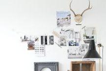 Dale a la pared / Pasamos del concepto de estentería y vamos al de -crear un cuadro en nuestra pared-
