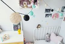 Kid's room / Inspiración para la decoración de la habitación infantil #kids #home #decor