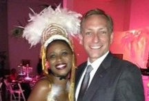 harlem renaissance/night at the cotton club summer 2013 / the AMA's cotton club gala
