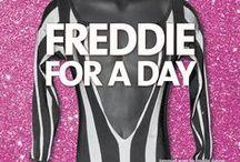 FREDDIE FOR A DAY @ HARD ROCK CAFE VENICE / #HardRockCafe #Freddie #Mercury #Queen #5th #September
