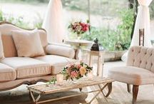 Have A Seat / #Loungeareas and #softseating for weddings and events