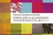 Fall/Winter 2014-15 Colour Trends by Preciosa & Pantone