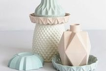 Vessels / Interesting vessels for creative wedding #tablescapes and #centerpieces #weddingideas