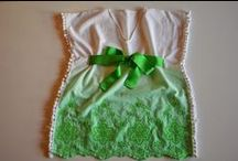little girl sewing projects