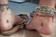 Tattoos / Tattoos, a piece of art / by Olivia Sweet