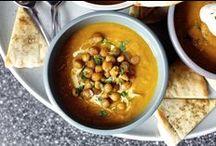 {Meat-Free} Soup / Soup recipes #meatfree #veggie