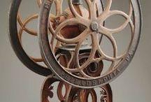 Antique grinder / by Megi Ilieva