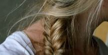 BEAUTY / hair and nails