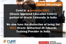 Oracle Training Programs | Technology Certifications / Authorized Training Programs from Oracle | Customized Corporate Trainings | Train & Deploy | High-end Technology Trainings