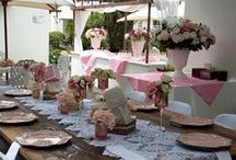 Baby Showers & Christenings @ Villa Maria Guest Lodge / .