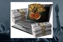 Заработай деньги, пока сидишь в интернете. / Всё о заработке