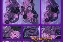 My crochet work / My crochet work