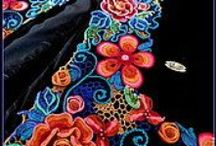 Crochet / Inspiration found on the Internet