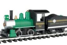 G Scale Trains / G SCALE ITEMS BY TRAINWORLD