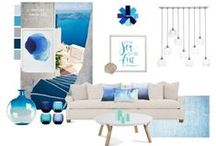 Interior styling by Kelly Cho / Interior styling ideas created by Kelly Cho using Polyvore boards.