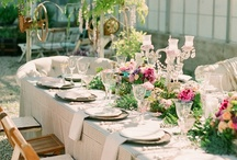 Party Ideas & FLOWERS