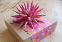 Gift Ideas / Great gift ideas and packaging! / by Katy McDaniel