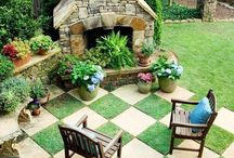 Outdoor Living / by Katy McDaniel