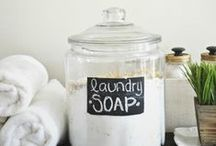 NATURAL CLEANING / Non-toxic, Natural Cleaning Recipes and Tutorials