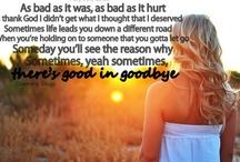 love these words. / by Jenna Jensen