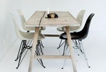 Dining Rooms / Dining Room decor ideas. / by Modernica / Case Study Furniture