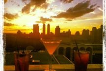 City Rooftops / a continually updated list of rooftops in NYC / by NYC Invitations