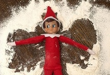 Elf on the Shelf / by Amber Adams