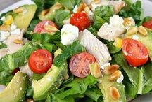 Salads / by Jamie Perkins