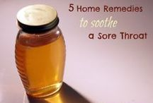 NATURAL HOME REMEDIES / Herbs, essential oils, homemade medicines and home remedies. / by Keeper of the Home